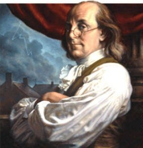 Ben Franklin, A Republic if You Can Keep It